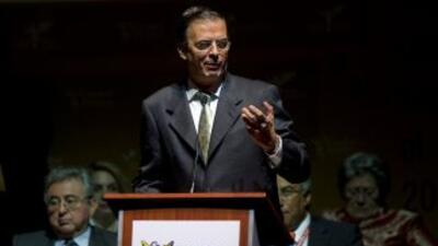 Marcelo Ebrard, alcalde la Ciudad de México, uno de los presidenciables.