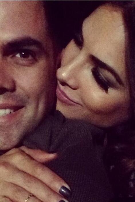 Su amor por Aníbal Marrero es incondicional. Son una pareja que se hace...