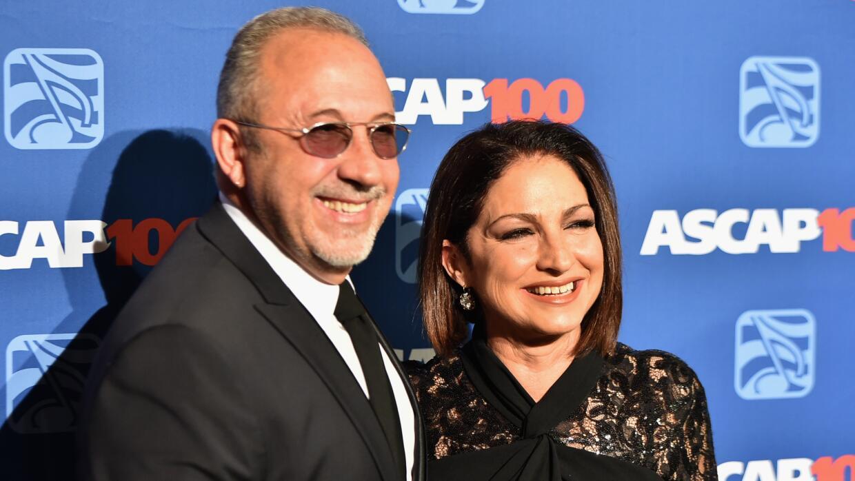 Gloria y Emilio Estefan serán honrados por Obama  GettyImages-459137028.jpg