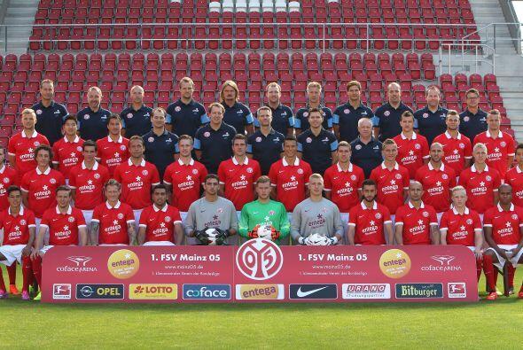 EQUIPOS QUE DEBEN CUIDARSE: Mainz finalizó en séptimo sitio la temporada...