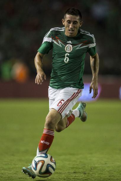 Héctor Herrera López es otro de los nominados a La Nueva Promesa.