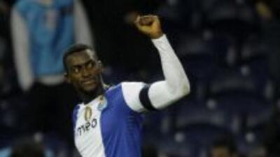 Jackson Martínez no para de hacer goles con el Oporto.