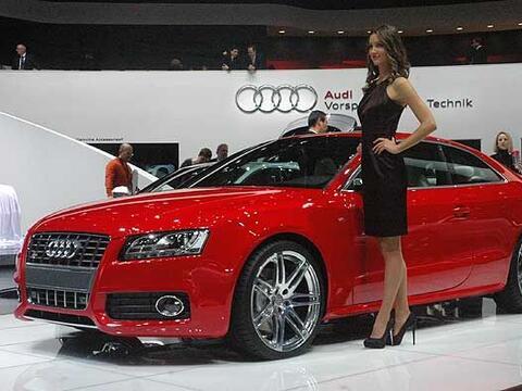 La casa alemana Audi llegó al Autoshow Detroit con una combinaci&...
