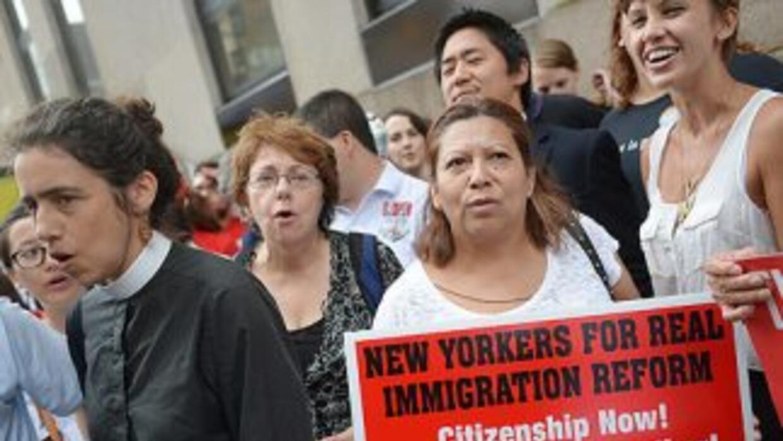 La reforma migratoria resiste las disputas entre demócratas y republican...