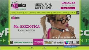 Prohiben 'expo exxxotica' en Dallas