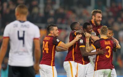 Roma vs. Génova