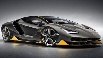 Imágenes Lamborghini Centenario