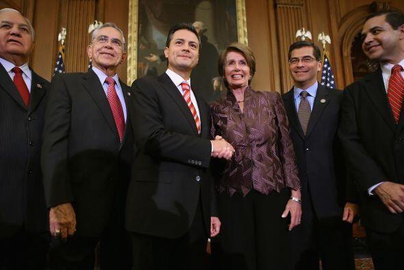 Ambos reiteraron su compromiso de trabajar para fortalecer la cooperació...