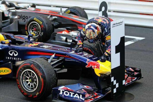 El piloto alemán de la Red Bull parece encaminado a su segundo ca...