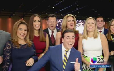 ¡No te pierdas la nueva campaña de Univision 23!