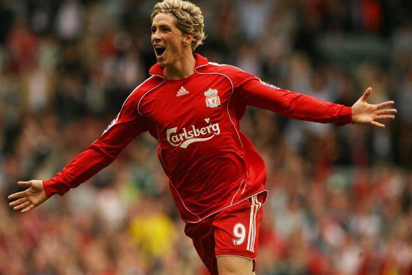 El Chelsea también contrató a Fernando Torres en el invern...