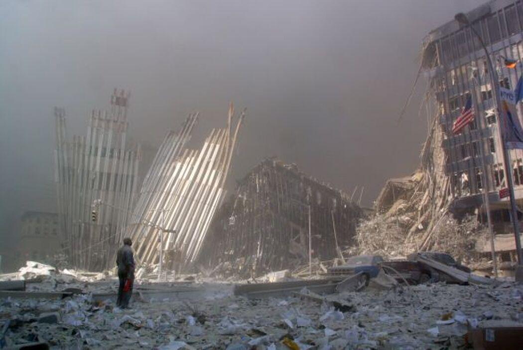 El mundo cambió para siempre tras los ataques del 11 de septiembre de 20...