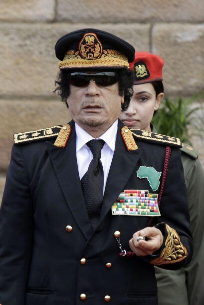 Holanda tampoco se libró de la presencia financiera de Gadafi, ahí el ex...