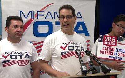 El registro de votantes hispanos en el condado Harris ha aumentado un 22%