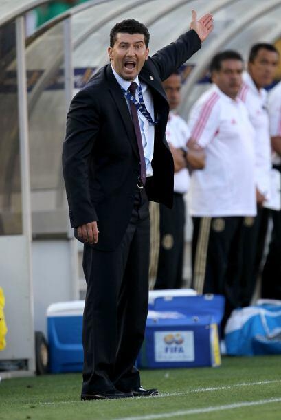 El 'Chepo' cumplió su misión al llevarse la Copa Oro y meter a méxico en...