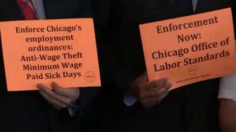'Chicago en un minuto': la organización Arise Chicago propone la creació...