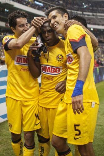 El fútbol ofensivo y acompañado por resultados del América iba de la man...