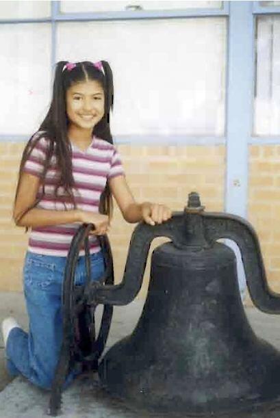 La mexicana entró a la competencia con el próposito de representar a la...