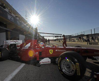 """Diseño más """"limpio""""El F150, según explicó Ferrari, puede ser considerado..."""