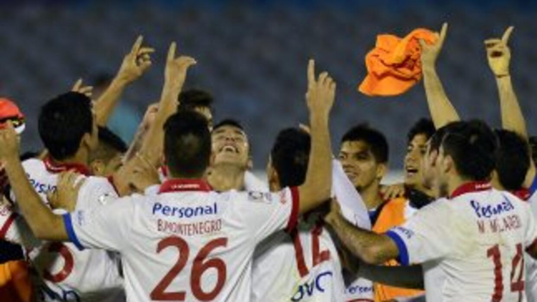 Nacional de Paraguay disputará su primera final de Copa Libertadores.
