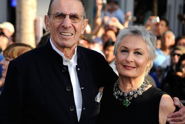 La noticia la dio su esposa, Susan Bay Nimoy, confirmando que Leonard fa...
