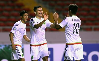 El Tri Sub 20 se acerca al Mundial con goleada de 5-0 ante Canadá