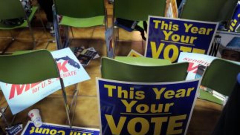 Las elecciones primarias están a la vuelta de la esquina. La votación te...