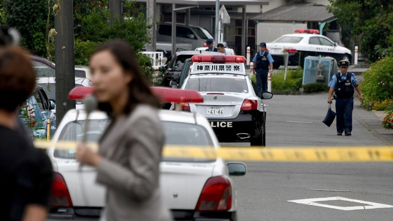 Un hombre mató con un cuchillo a 19 personas en Japón