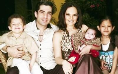 Omar Chaparro: felizmente casado y con tres hijos