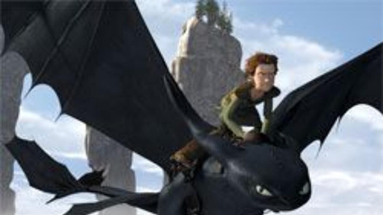 """""""How to Train Your Dragon"""" se estrena en los cines de todo el país el vi..."""