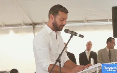 Ricky Martin cumplió un sueño más en su vida