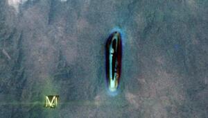 El objeto volador captado sobre la tierra por la misión espacial Géminis IV