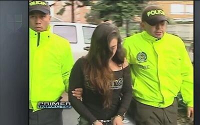 La policía de Colombia atrapó a unos secuestradores que buscaban a sus v...
