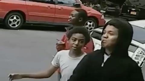 Estos son los sospechosos, según la policía, del agresivo asalto en Broo...