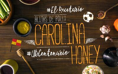 Alitas Carolina Honey #UDCentenario (video)