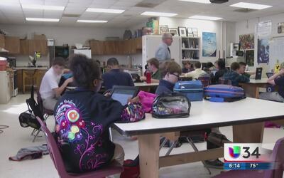 Implementan nuevos programas ante escasez de maestros en Georgia