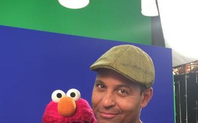 """Jackie y Dandrades fueron invitados a participar en """"Sesame Amigos"""".  L..."""