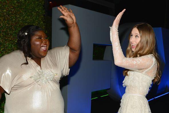 "Gabby Sidibe y Taissa Farmiga de ""American Horror Story: Coven&quot..."