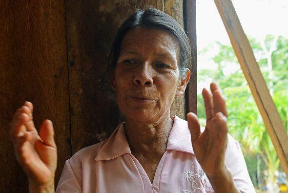 La provincia de Orellana en la Amazonia ecuatoriana fue una de las más a...