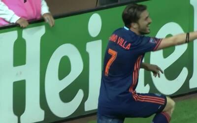 Desde 'Guaje' Villa hasta Kaká, los 5 mejores goles de la última jornada...