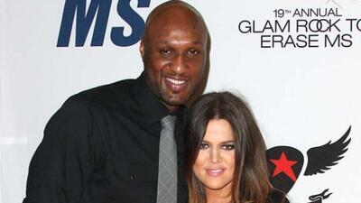 Lamar Odom quiere reconciliarse con Khloé Kardashian