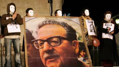 Revelaron últimos momentos de la vida de Salvador Allende.