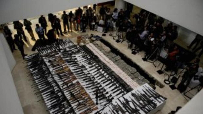 El cártel narcotraficante de Los Zetas es el que controla el mayor terri...