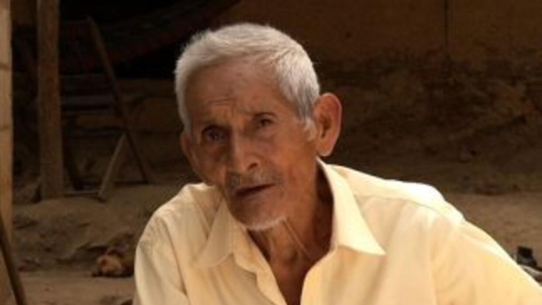 Uno de los pacientes con sífilis inducida.