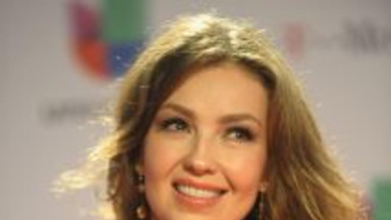 El matrimonio Estefan estaría buscando a Thalía para ofrecerle a la cant...
