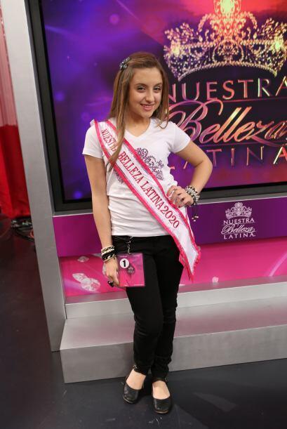 La joven actriz informó sobre cada detalle de la gala.