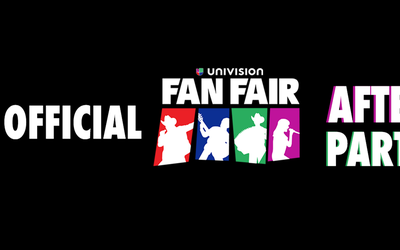 Official Univision Fan Fair After Party