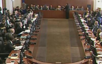 Venezuela fue protagonista en la sesión extraordinaria de la OEA