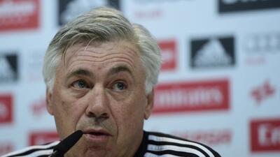 El entrenador del Real Madrid expresó que aún falta mucha liga como para...