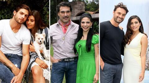 Amores de telenovela que traspasaron la pantalla